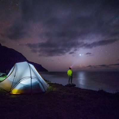 How to Prepare For Your First Camping Trip