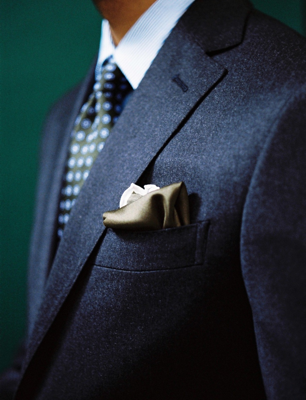 The Perfect Accessories To Wear With A Suit