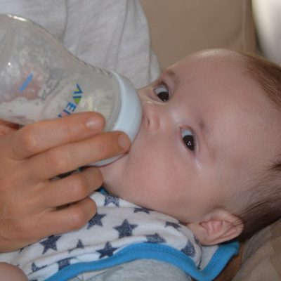 Chemical Content in Commercial Baby Formula That Makes It Toxic