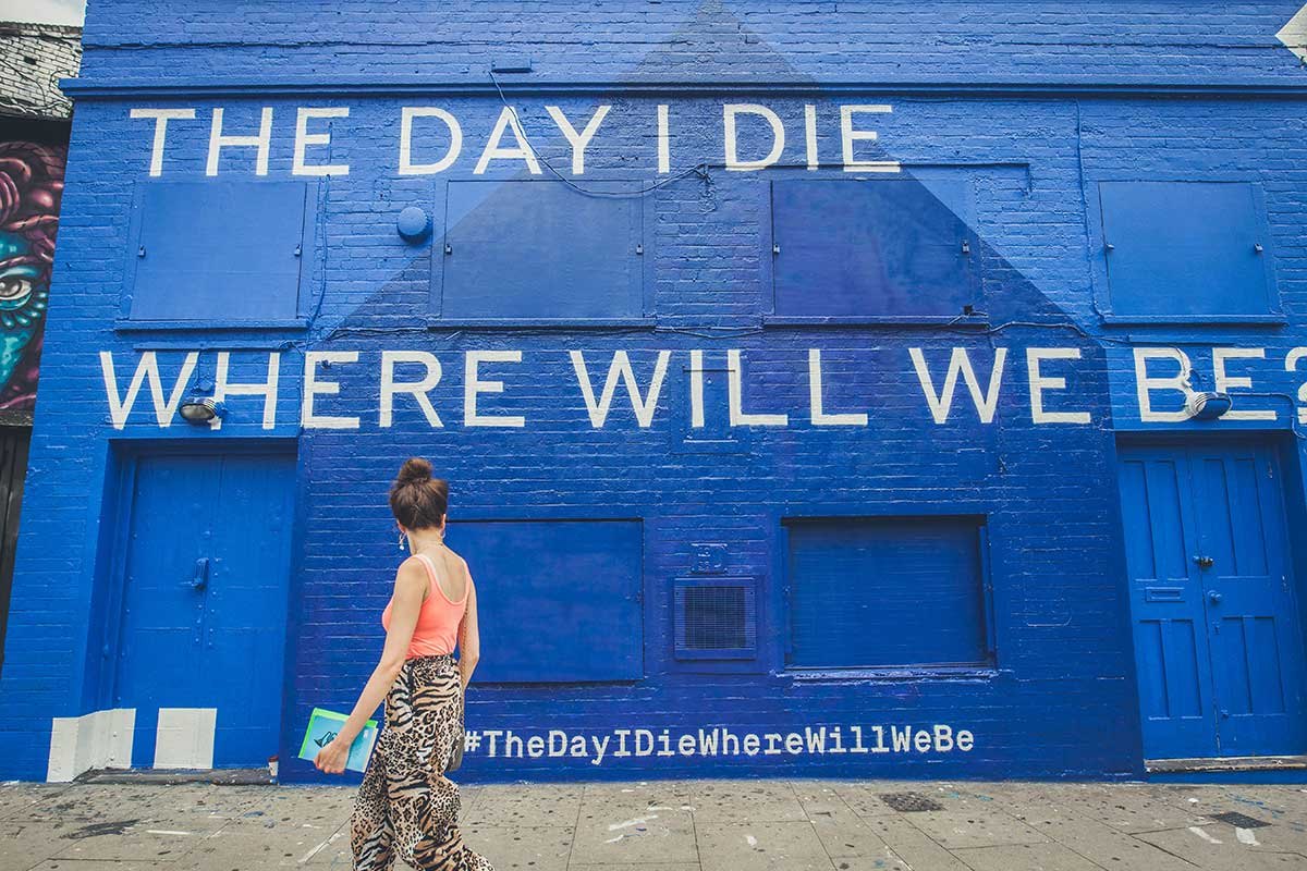 Image result for National Day I die shoreditch