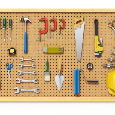 Different Types of Pegboard: Get Organized in the New Year