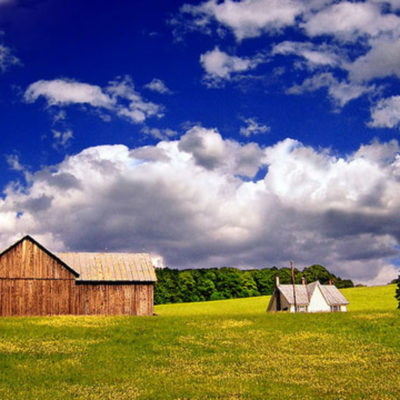 How to Live Vibrantly in a Rural Area