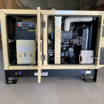 Diesel Generators for Backup Power Or Off-Grid Electricity