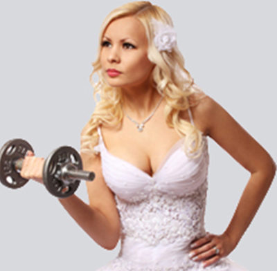 Getting in Shape for a Special Occasion