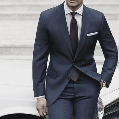 The Tailored Suit, a Man's Best Friend