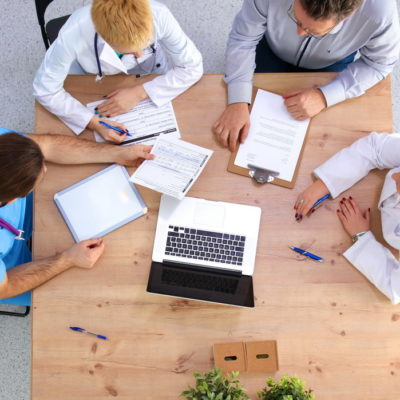 Locum Tenens Provides a Model for Blended Practices