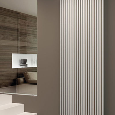 Slim-fitting versatility: why not choose a vertical radiator?