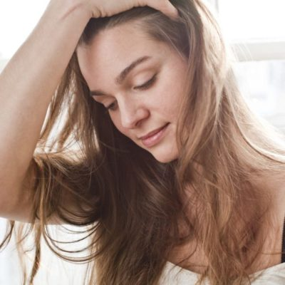 A Few Ways to Keep Away the Stress for Healthy Hair