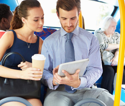 How to Be Productive While Commuting