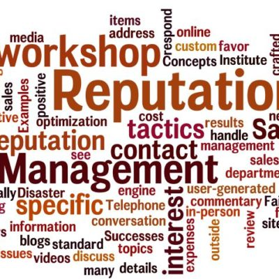 Reasons to Join Forces with an Online Reputation Management Company