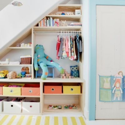 How to Maximize Storage Space in a Small Home