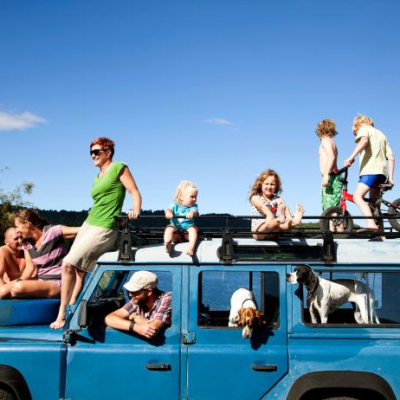 7 Essentials That'll Make Your Family Road-trip Awesome