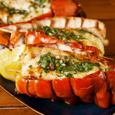 THE BEST GRILLED LOBSTER TAIL RECIPE total information