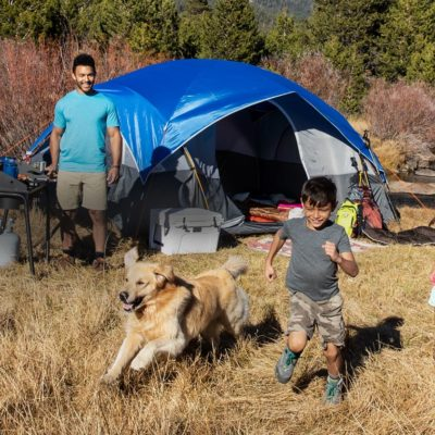 Choosing The Right Camping Gear For Your Family