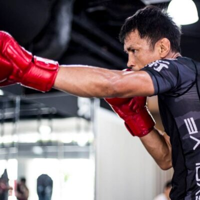 Exercises at Gym of Muay Thai for Weight Loss