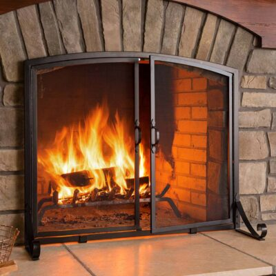 What To Consider When You Find Fireplace Screens For Sale