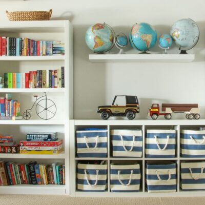 4 ways to create more storage at home