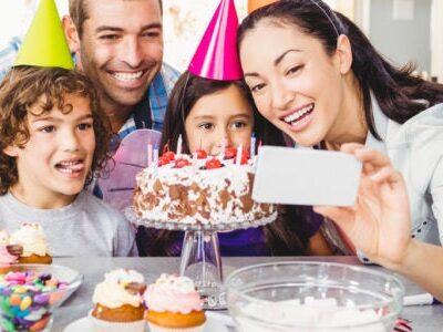 Celebrating Birthdays Under Covid