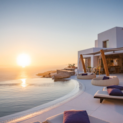 Come and Make you vacation 'the most memorable one' in Mykonos Villas