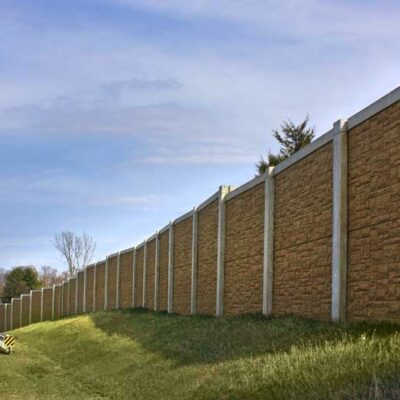 Common Types Of Sound Wall Barriers