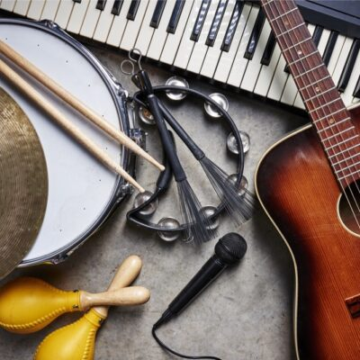 The 5 Best Musical Instruments For Beginners