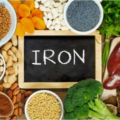 Iron For Vegetarians And Vegans: Where To Find It